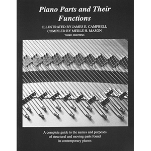 Piano Parts And Their Functions