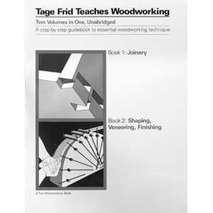 Tage Frid Teaches Woodworking