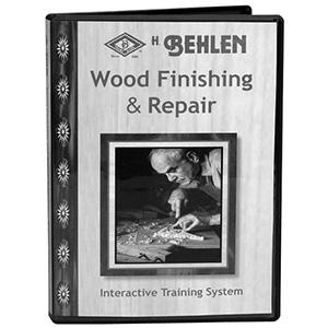 Wood Finishing and Repair DVD