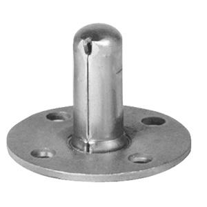 Pressed Steel Round Socket