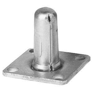 Pressed Steel Square Socket