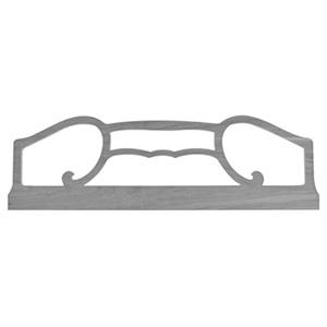Music Desk - Decorative Scroll