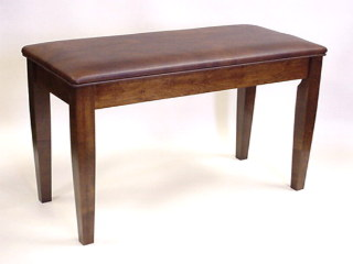 Padded Top Upright Bench