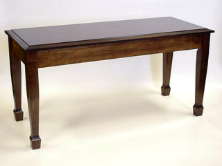 Wood Top Grand Bench