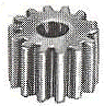 14 Tooth Pinion