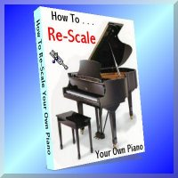 How To Re-Scale Your Own Piano